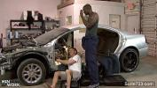 Free download video sex new White gay mechanic gets black fucked at work high quality