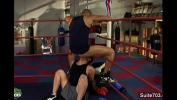 Video porn hot Gay boxing guys having sex in the gym online high speed